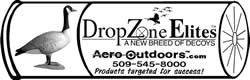 DropZone Decoys DZ make a successful hunt